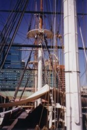USS Constellation -